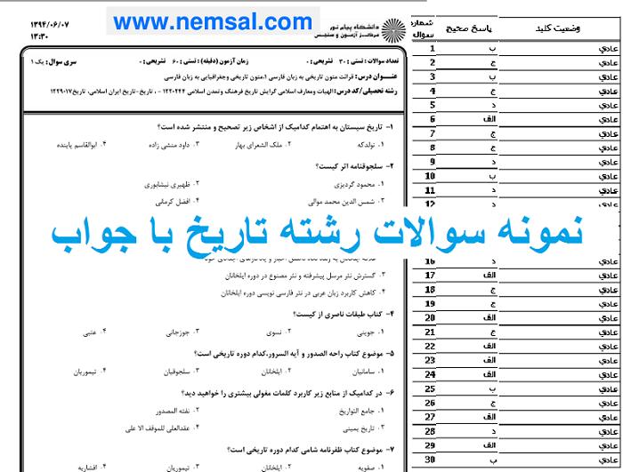 قرائت متون تاریخی به زبان فارسی 1